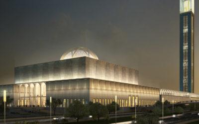 Djamaa El Djazair Great Mosque