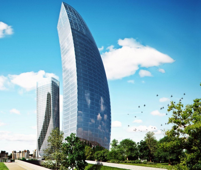 Atechbcn bmu manufacturer - Libeskind Tower Milan 00