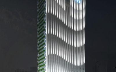 BRI Tower Gatot Subroto Jakarta Indonesia