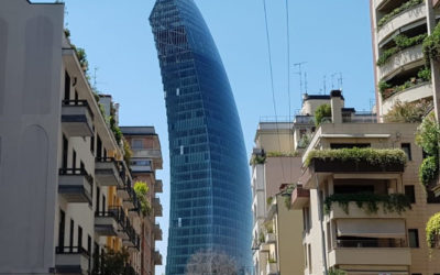 Libeskind Tower Milan