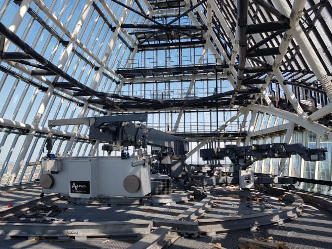 Atechbcn bmu manufacturer - Libeskind Tower Milan 02