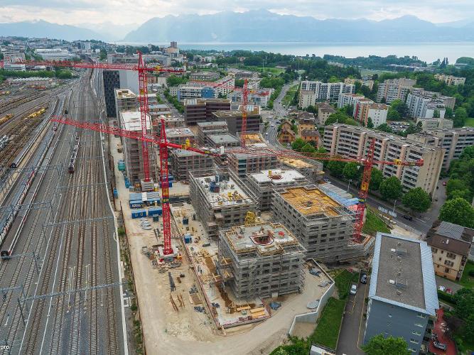 Atechbcn bmu manufacturer - Parc Du Simplon Lausanne Switzerland 01