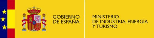 Logo ministerio industria energía y turismo atechbcn BMU manufacturer